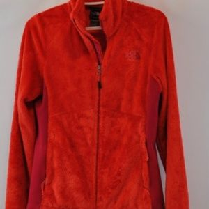 The North Face Fleece Zip Up Jacket - M